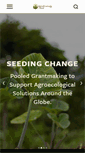 Mobile Preview of agroecologyfund.org
